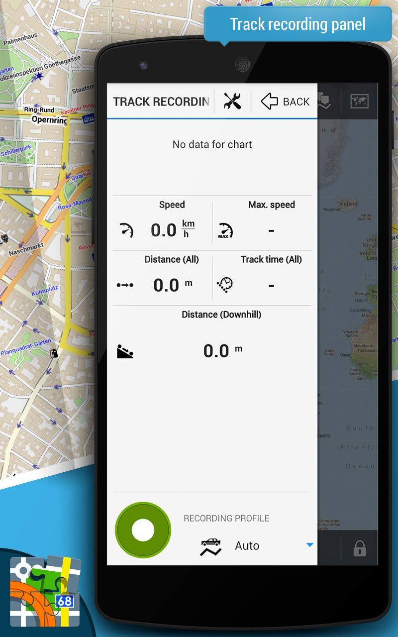 Locus Map Pro - Outdoor GPS screenshot #6