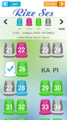 Rize Ses Turizm screenshot 3