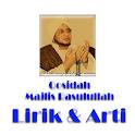 Qosidah Majlis Rasulullah (Lirik , Arti dan Musik) icon