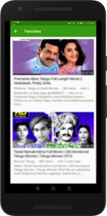 Telugu Hit Movies : New, Mid & Old Films Free App Download For Android 8
