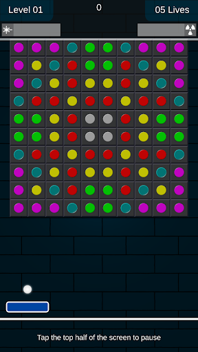 Breakout Evolved - screenshot