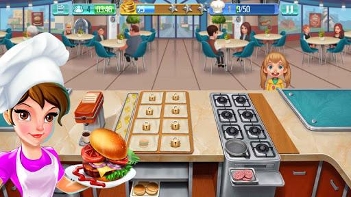 Burger Chef - Best Cooking Game screenshot 4