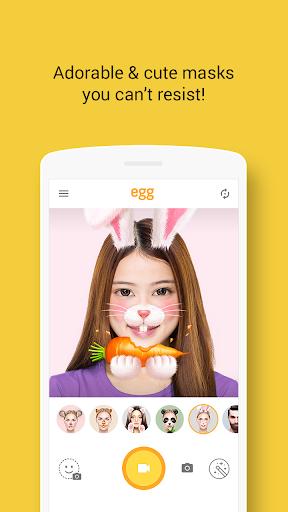 egg:动态自拍摄影