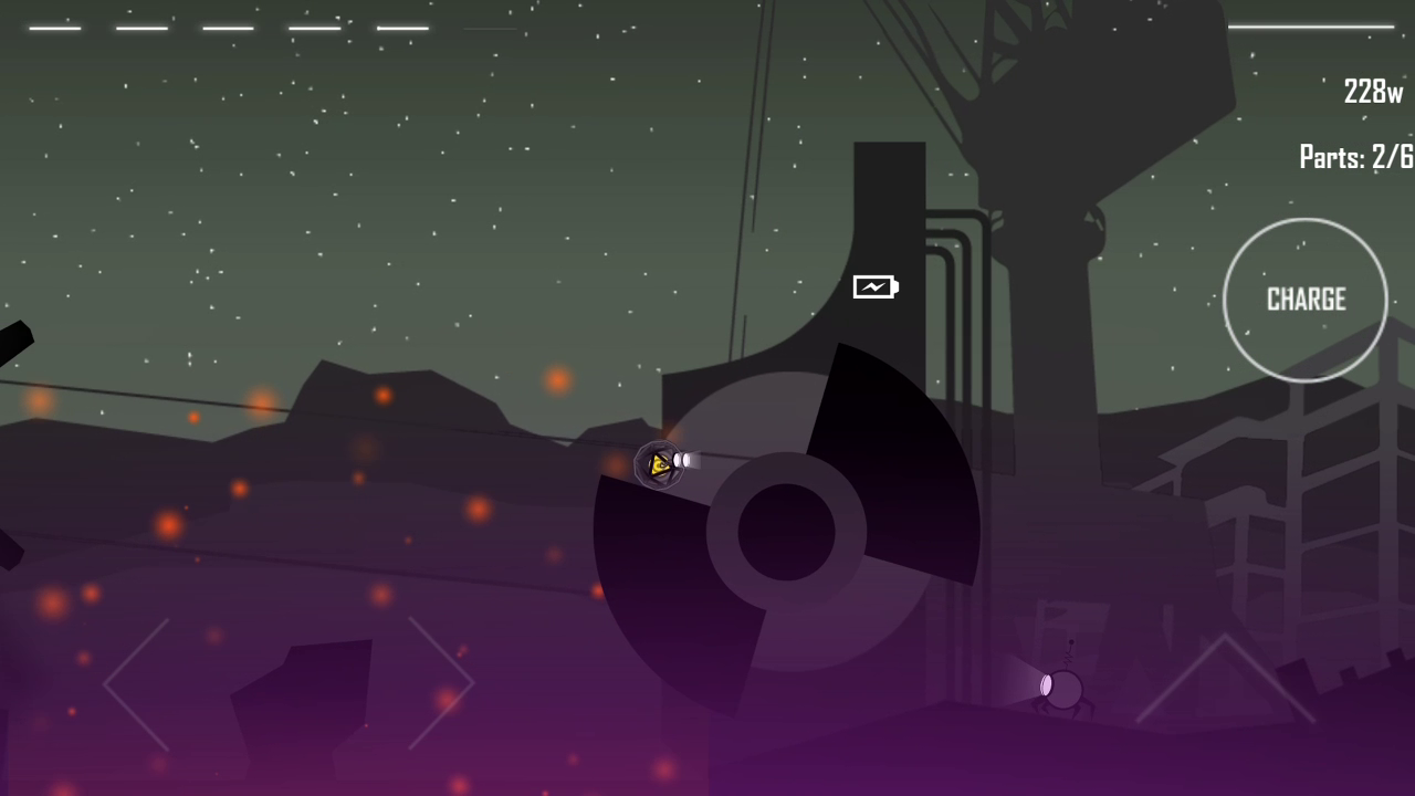 RoboBall- screenshot