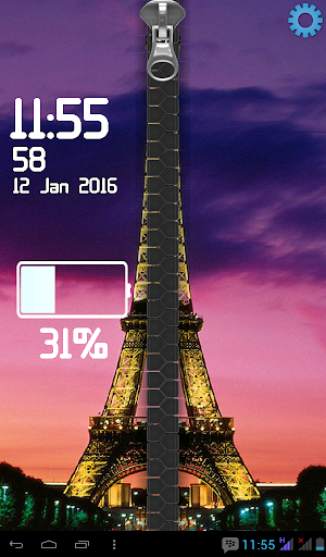 Paris Zipper