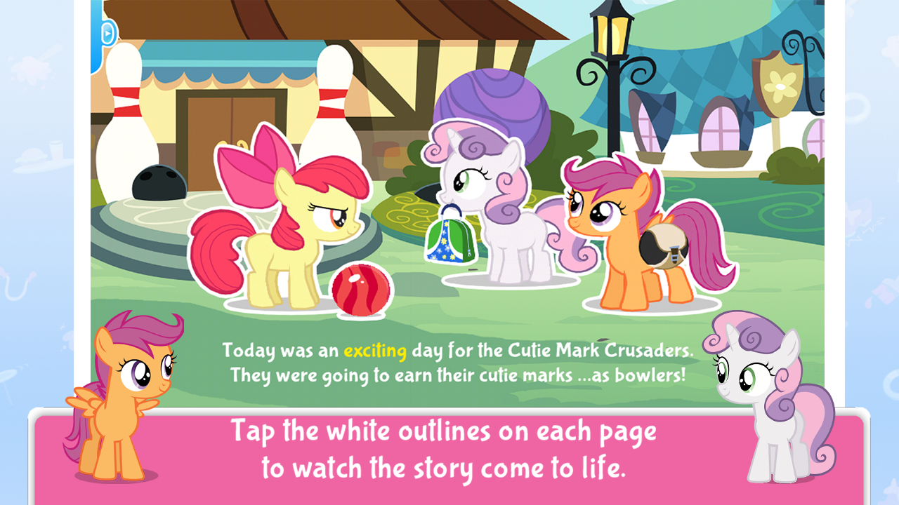 My Little Pony: Cutie Pox- screenshot