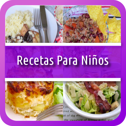 Recetas Para Ninos (app)
