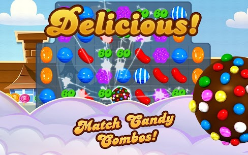 Candy Crush Saga 1.110.1.1 (Unlimited Lives/Moves) Mod Apk 7