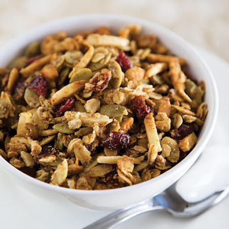 Simple Sunflower Seed Granola Recipe