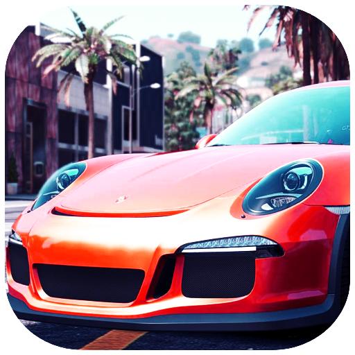 City Driver Porsche Simulator