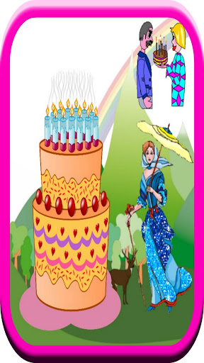 Cake Games For Girls: Princess