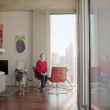 Photo: title: Caitlin Winn, Atlanta, Georgia date: 2013 relationship: friends, art, met through Nat Hammatt years known: 20-25