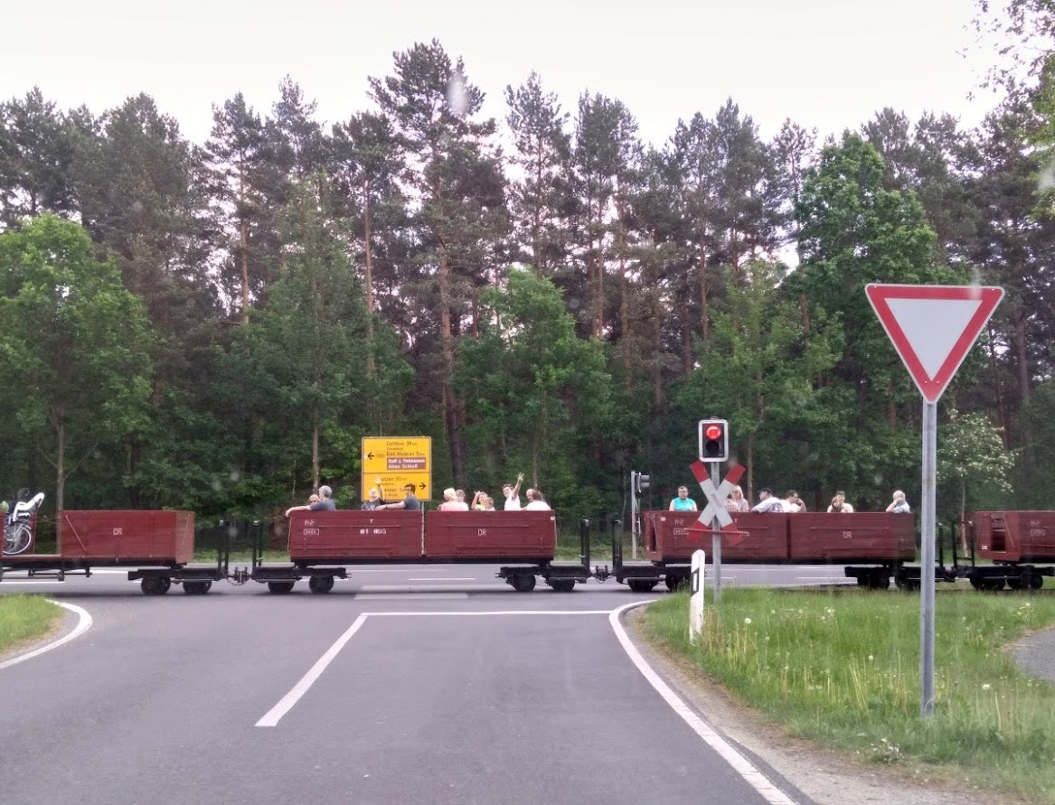 Галопом…по Романтической дороге в Чёрный лес.