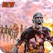 Dead Zombie Attack Sniper Killer Games