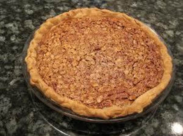 Oatmeal Pecan Pie Recipe