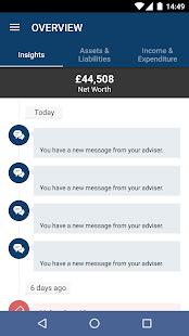 Personal Finance Portal screenshot
