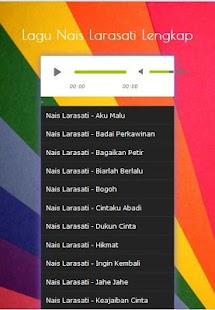 Kumpulan Lagu Nais Larasati Lengkap 2017 - náhled