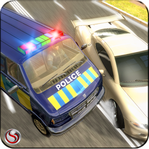 Police Mini Bus Crime Pursuit for PC and MAC