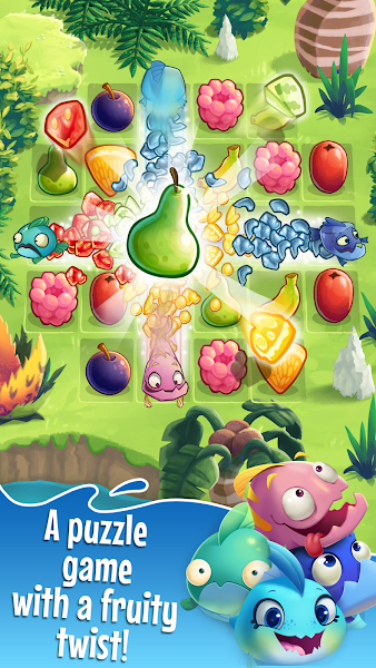Fruit Nibblers v1.19.2 (Mod Gold)
