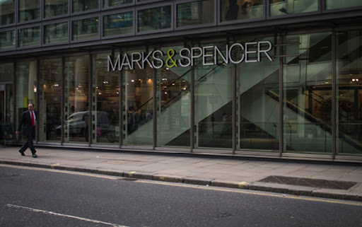 marks and spencer london
