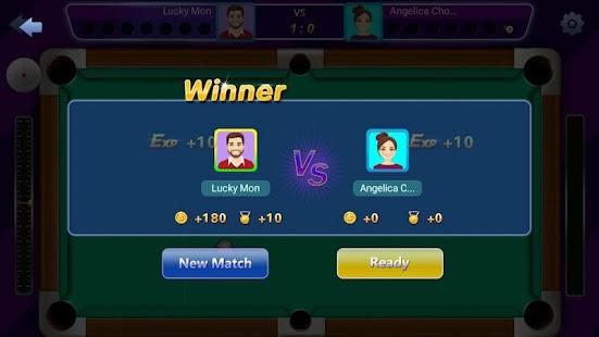 Billiards Online - náhled