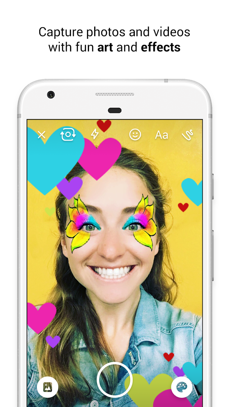 Messenger – Text and Video Chat for Free Screenshot 1