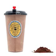 Dark Chocolate Milk Shake