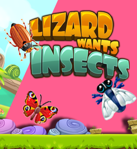 Insects game for Toddlers