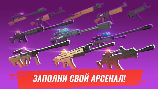 Battle Gun 3D - Pixel Block Fight Online PVP FPS screenshots 9