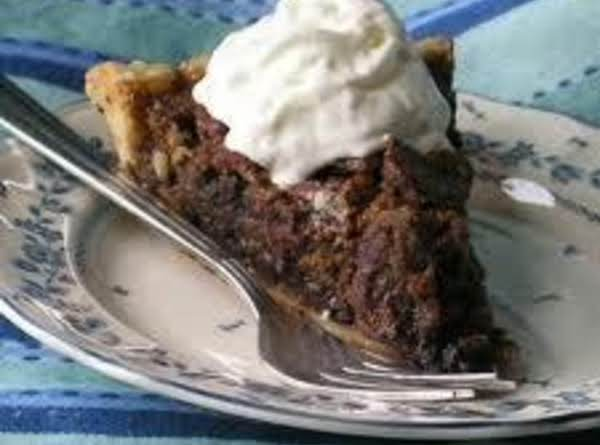 Heavenly Fudge Pie Recipe