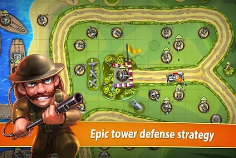 Toy Defense - TD Strategy Screenshot 1