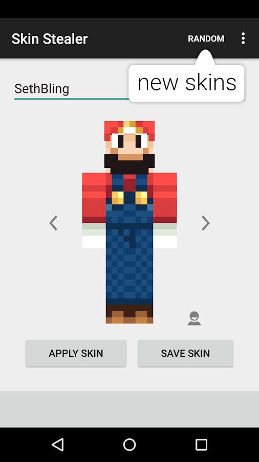 Minecraft skin stealer girl usernames for dating