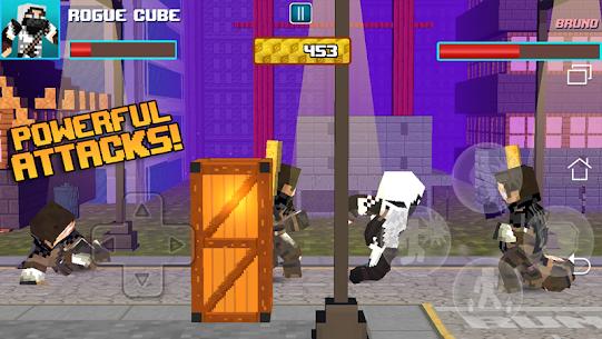 Block Mortal Survival Battle 4