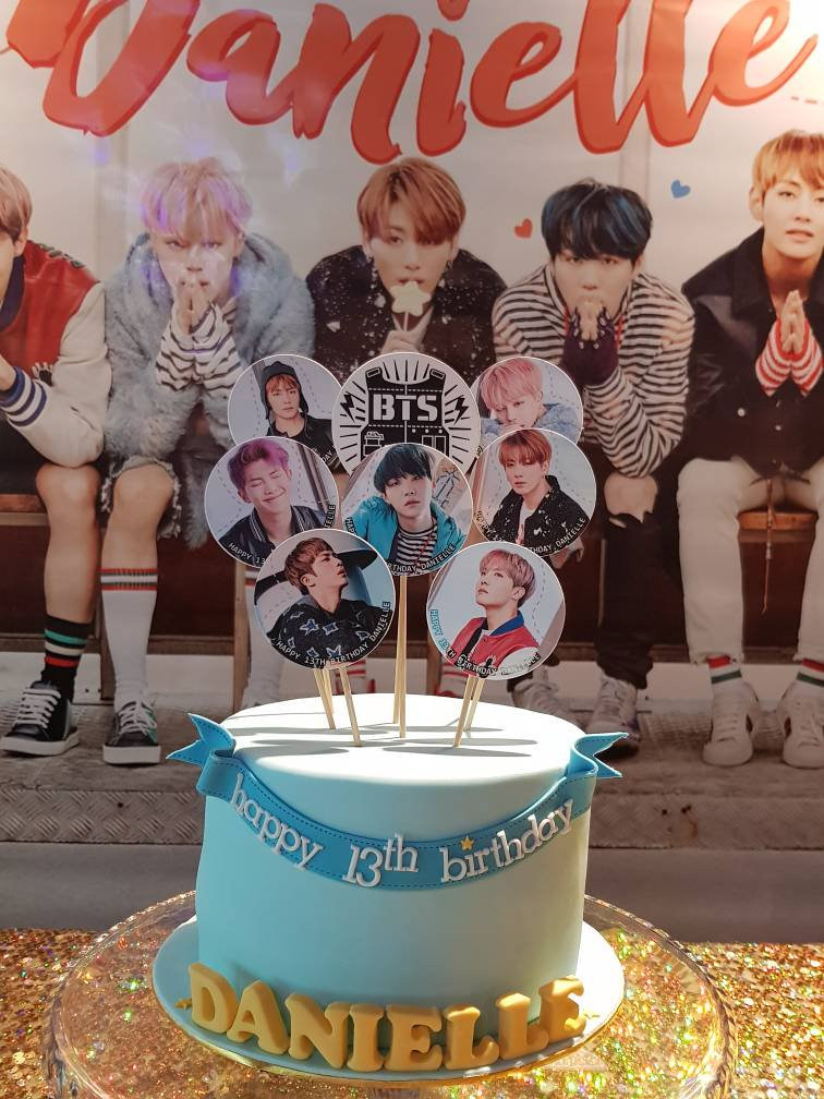 A R M Y Threw A Bts Themed Party And As Expected It Was Lit