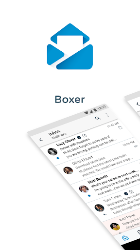 Boxer - Workspace ONE screenshot 1
