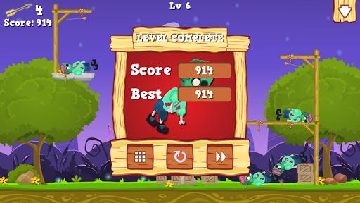 Zombie archery bowmaster 1.1 screenshots 2