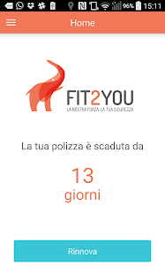 Fit2You- screenshot thumbnail