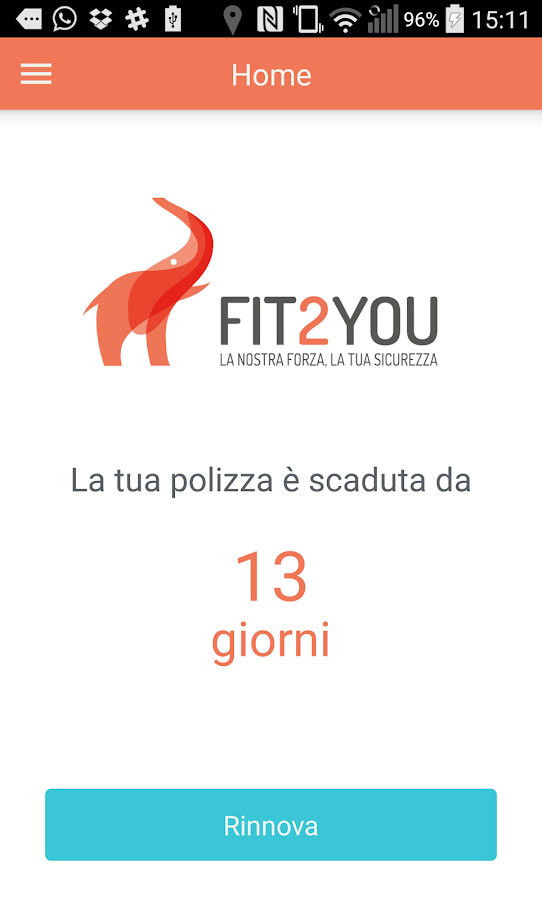 Fit2You- screenshot