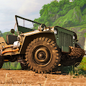 Offroad Jeep Driving & Racing stunts icon