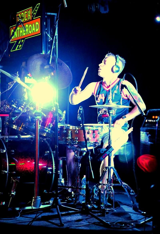 Il batterista di gfg