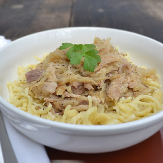 Pork and Sauerkraut Recipe