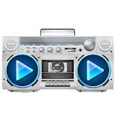 Boombox Music Player