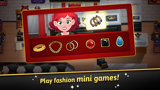 Hip Hop Salon Dash - Fashion Shop Simulator Game 1.0.3 screenshots 5