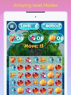 Fish World Saga – Pop, Match and Crush! 2