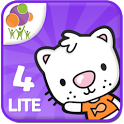 Kids Opposite Words Game Lite icon