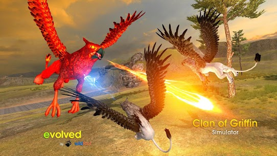 Clan of Griffin 1.1 Android APK Mod 2