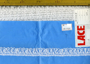Photo: №51362ラッセルフリル:巾22mm
