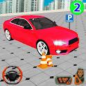 Modern Parking Car Game-Free Car Parking Game 2020 icon