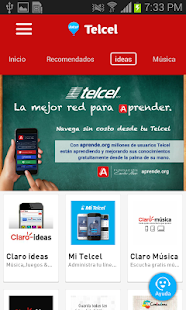 Telcel- screenshot thumbnail