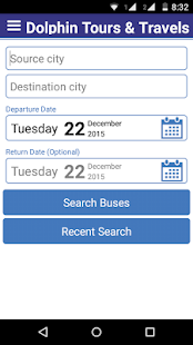 Dolphin Bus Service- screenshot thumbnail